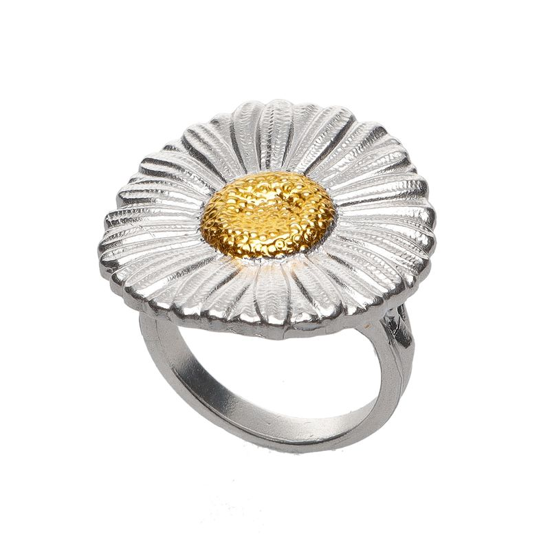 Buccellati ring Margherita collection in gold and silver 925 5RFRMRG1P
