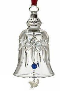 Campanella Waterford  in cristallo con Oca   136120