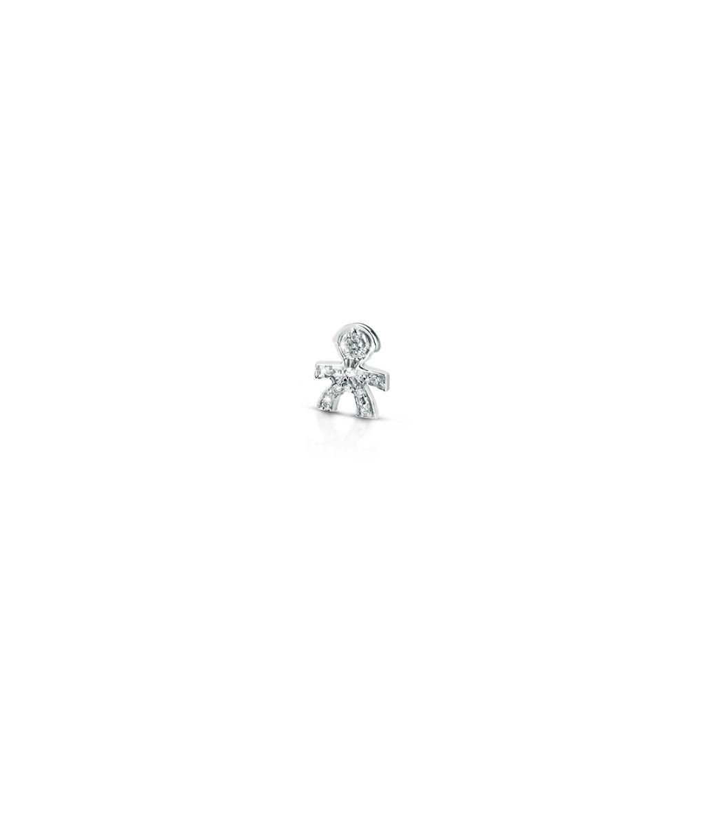 Orecchino  (singolo) Le Bebè Bimbo                                LBB015