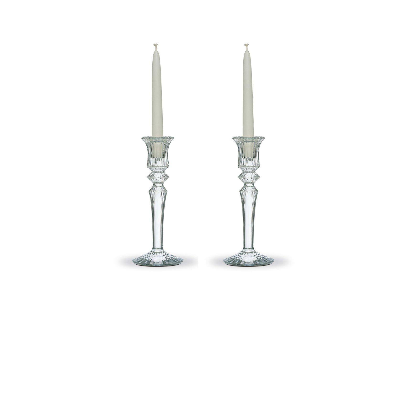 Set 2 candeliere 1 fiamma Baccarat 2600553