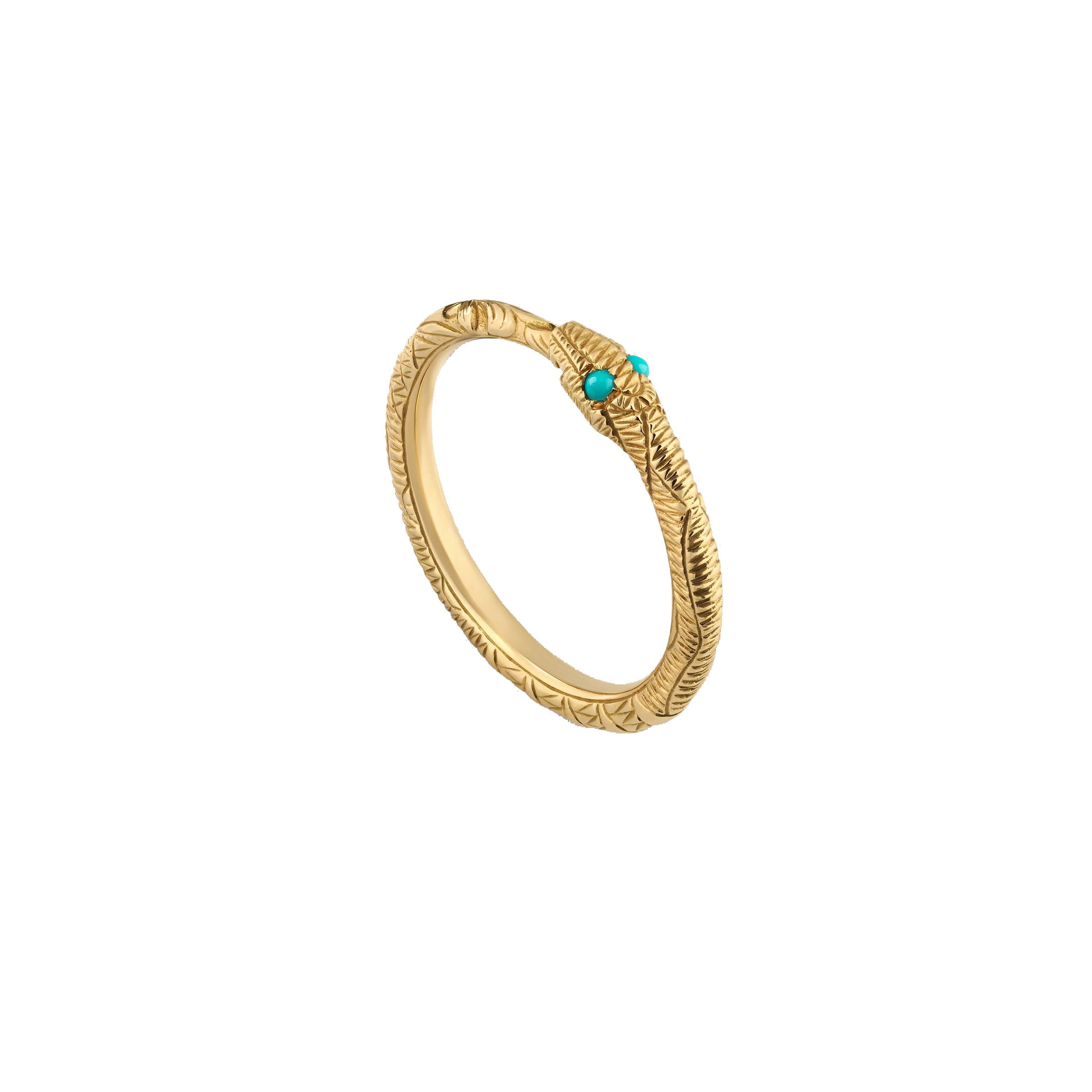 Anello Gucci Ouroboros           YBC526575001013
