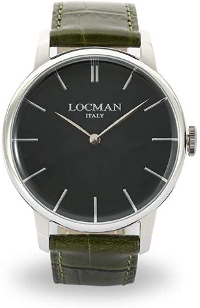 Orologio Locman 1960 0251V03-00GRNKPG
