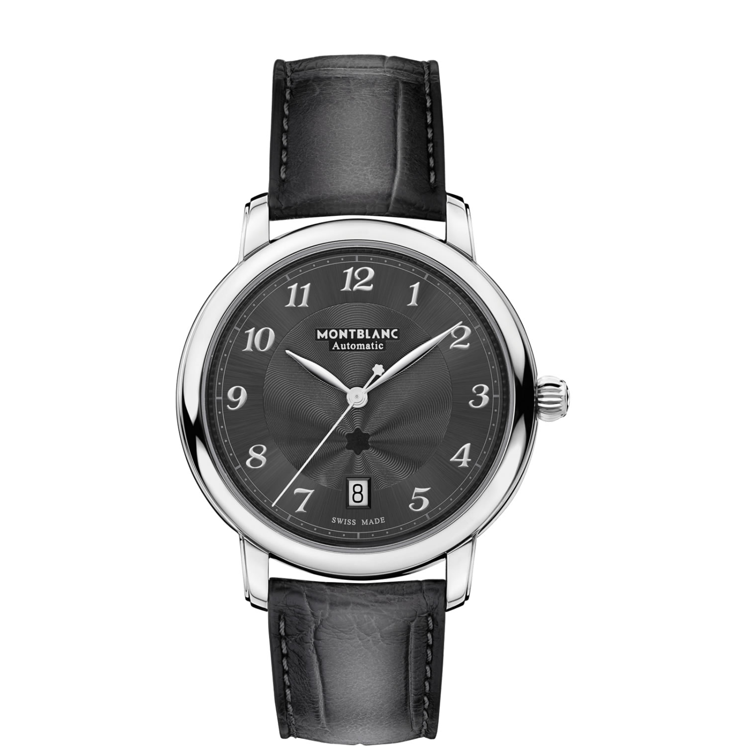 Montblanc Watch Star Legacy Automatic Date 118517