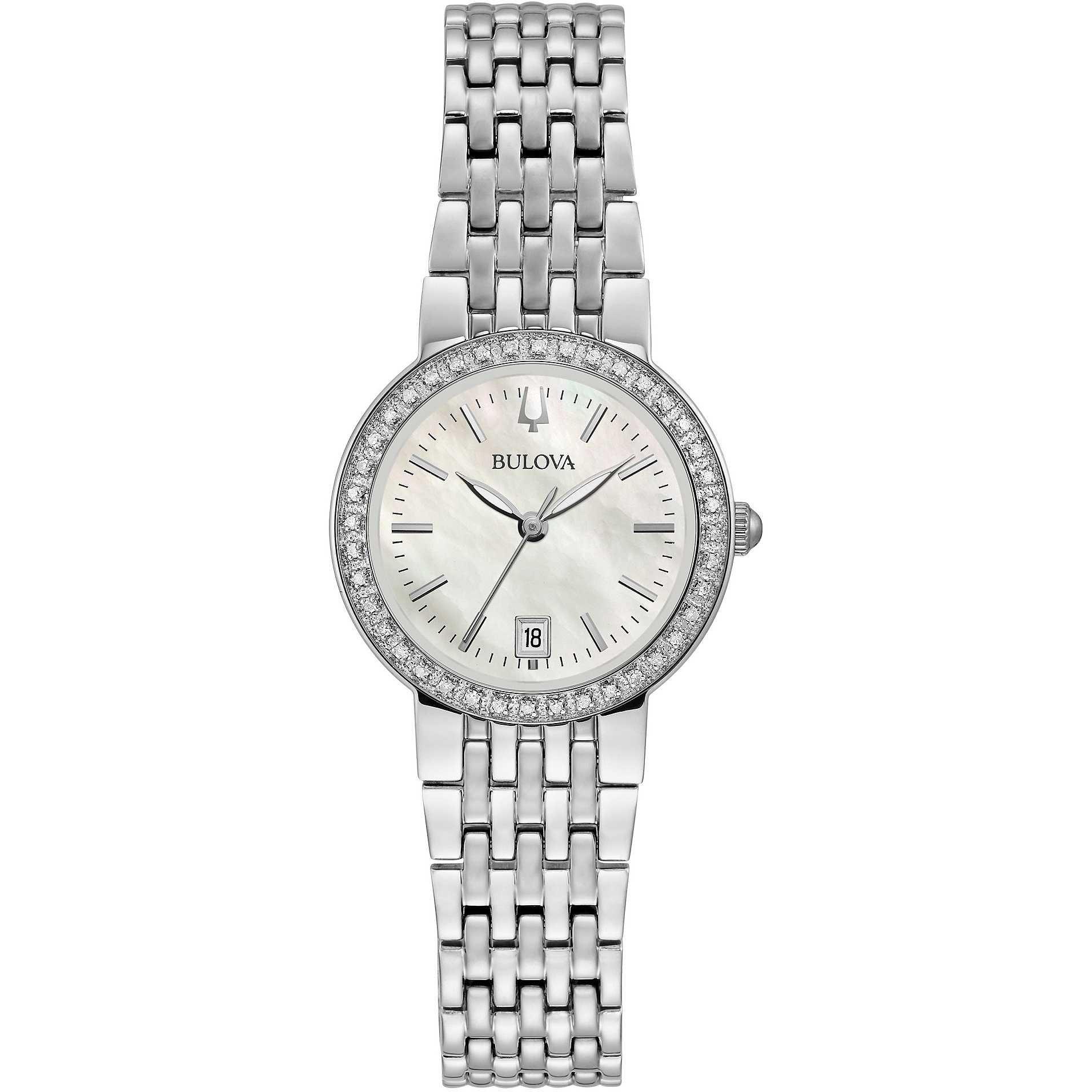 Orologio Bulova Classic Lady Diamond 96R239