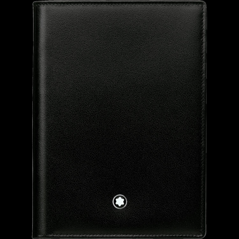 Portafoglio Meisterstuck 4 Scomparti Con Tasca Trasparente 2664