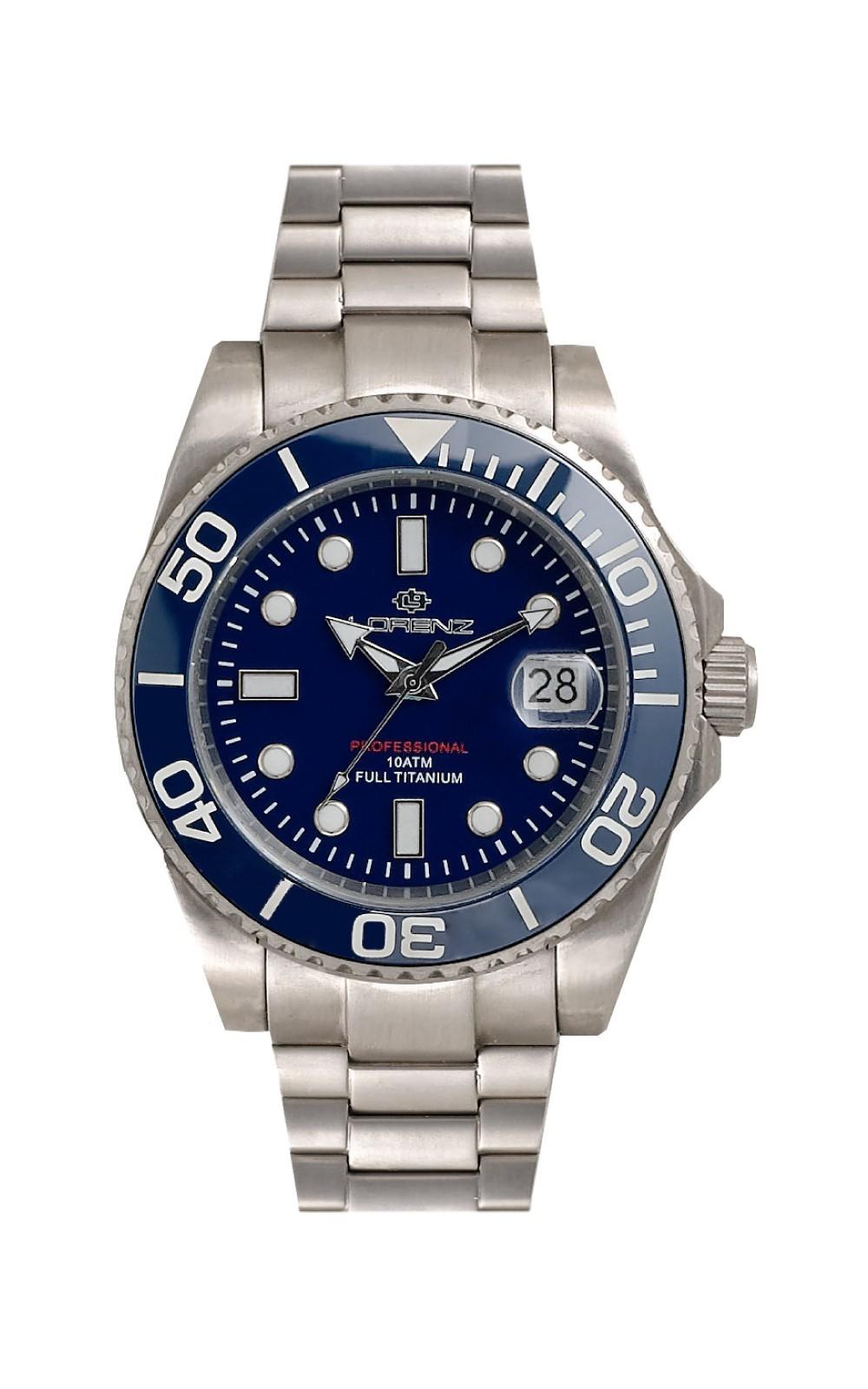 Watch Lorenz Full Titanium 030196BB