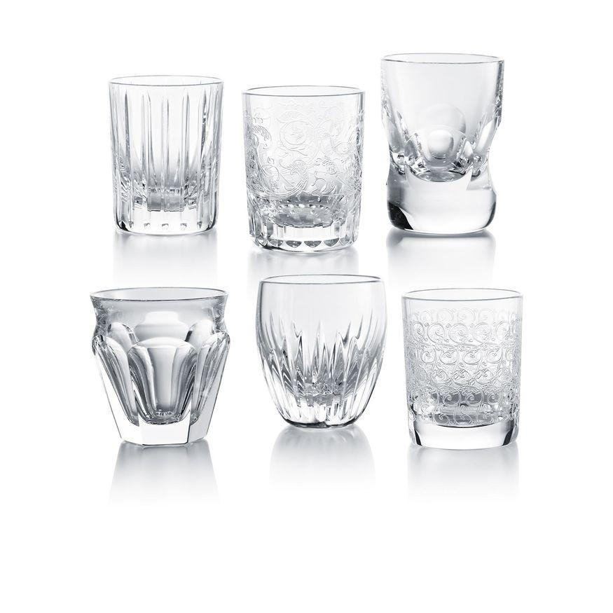Set Bicchieri Take a shot Baccarat Les Minis   2810874
