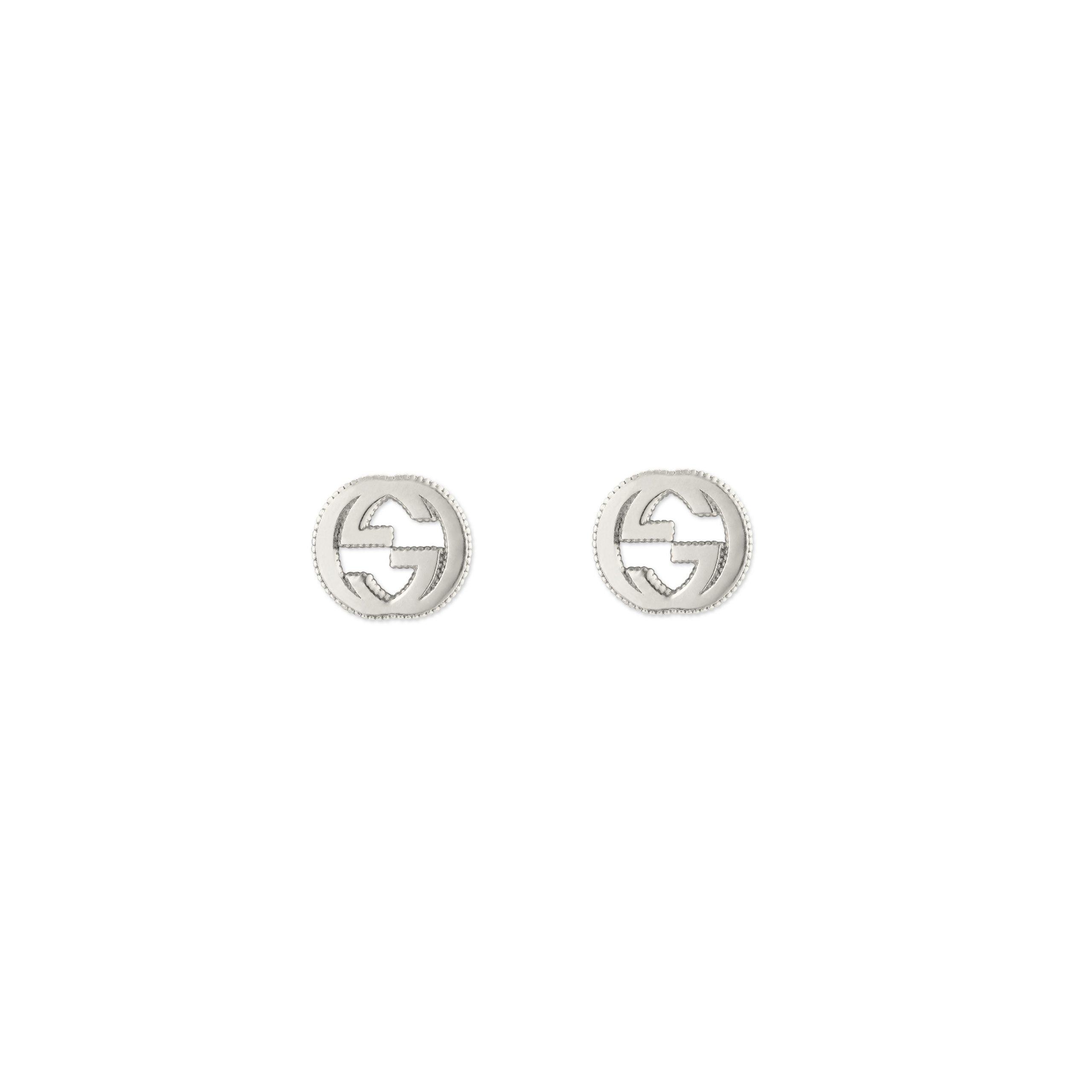 Gucci Interlocking Earrings G YBD47922700100U